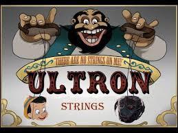 Quelle chanson de personnage Disney, Ultron chante-t-il ?
