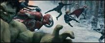 Dans quel pays les Avengers interviennent-ils au début du film ?