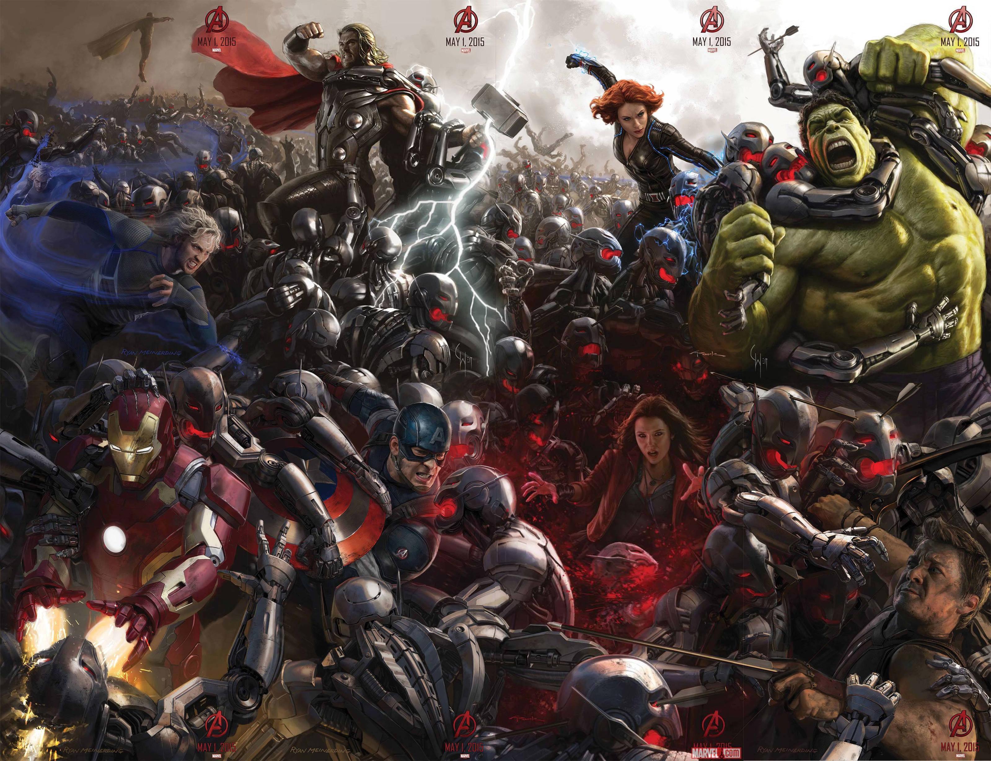 « Les Avengers » - L'ère d'Ultron
