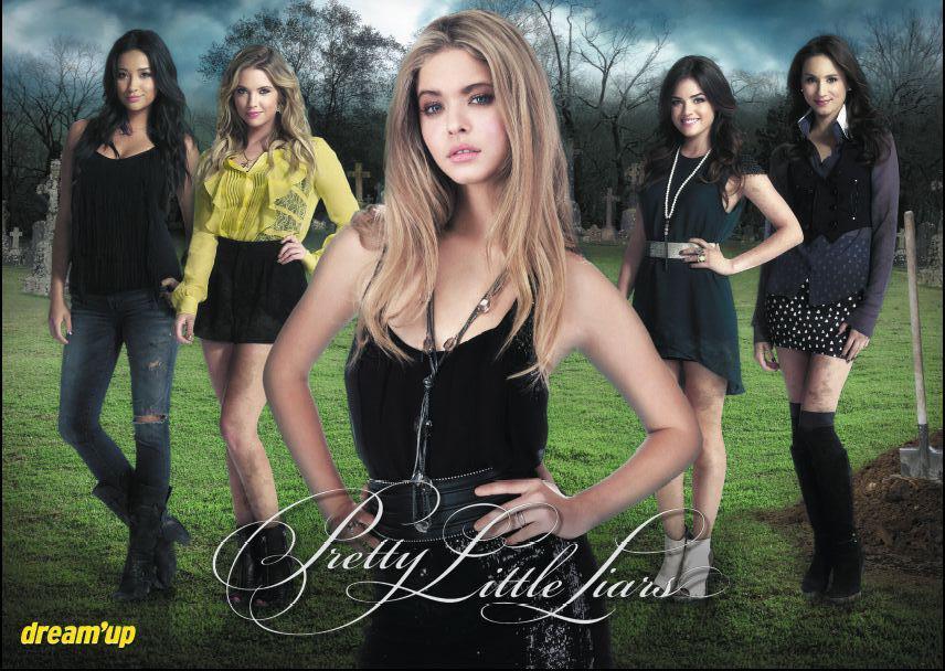 Personnages féminins de 'Pretty Little Liars'