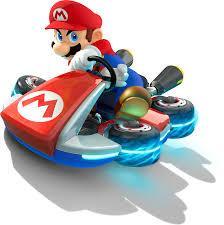 Les objets de Mario Kart 8