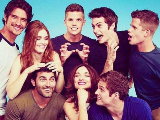 Teen Wolf - Couples