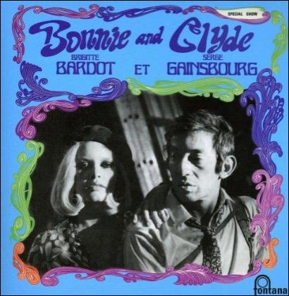 Au cours de quelle décennie a sévi le couple Bonnie et Clyde, les criminels de la chanson que Gainsbourg et Brigitte Bardot ont interprétée en duo ?