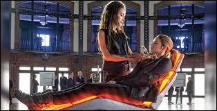 Quelle est la première peur que Tris affronte ?