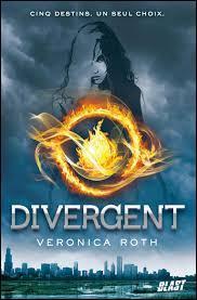 Divergente 1 le livre