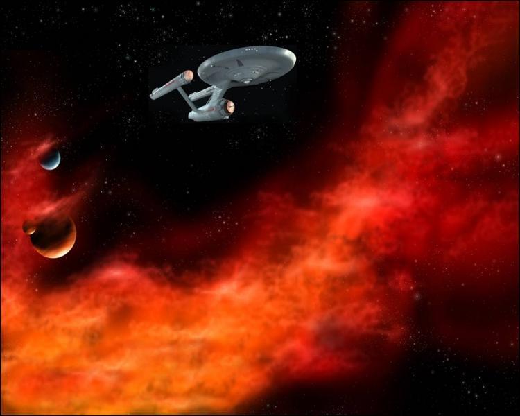 Dans quelle saga peut-on voir ce vaisseau ?