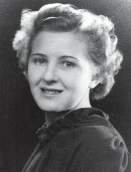 Le 30 avril, Hitler et son épouse d'un jour se suicident. Quel est son nom ?