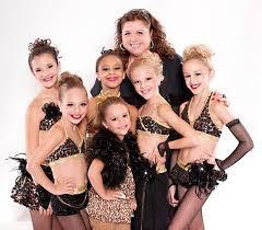 Les danseuses de Dance Moms