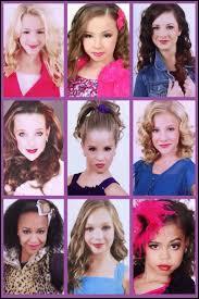 Alors que Melissa, Christi, Jill et Holly partent, vexés que Kelly soit partie, Abby se retrouve sans aucune danseuse donc, elle fait des sélections et trouve quatre danseuses. Comment se prénomment-elle ?