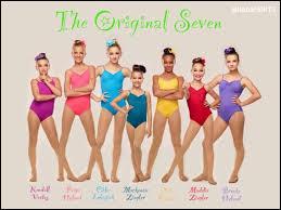Quels sont les trois types de danses que les danseuses d'Abby pratiquent en général ?