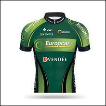 Team Europcar, c'est :