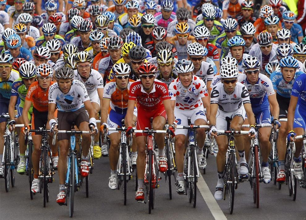Nom des équipes du Tour de France