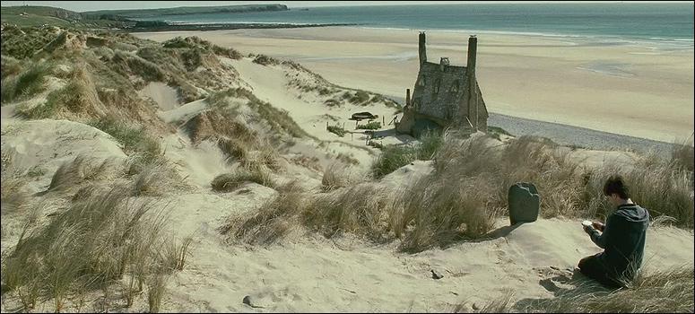 """En ce qui concerne les jeunes mariés, Bill Weasley et Fleur Delacour fuient pour se réfugier à la Chaumière aux Coquillages que l'on aperçoit dans """"Harry Potter et les Reliques de la Mort"""" (Partie II). Quel est le gardien du secret permettant au jeune couple de vivre en sécurité des troupes loyales à Lord Voldemort jusqu'à la fin de la guerre ?"""
