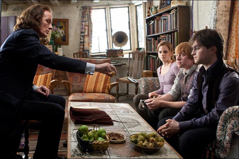 La veille du mariage, le 31 Juillet 1997, le Terrier organise une petite fête pour célébrer les 17 ans de Harry Potter. Néanmoins, la cérémonie est perturbée. Mais pour quelle raison ?