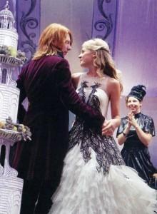 Le mariage de Bill Weasley et de Fleur Delacour
