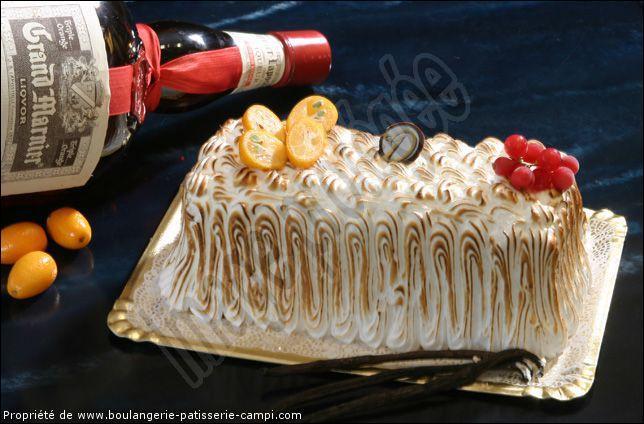 Encore un dessert appétissant :