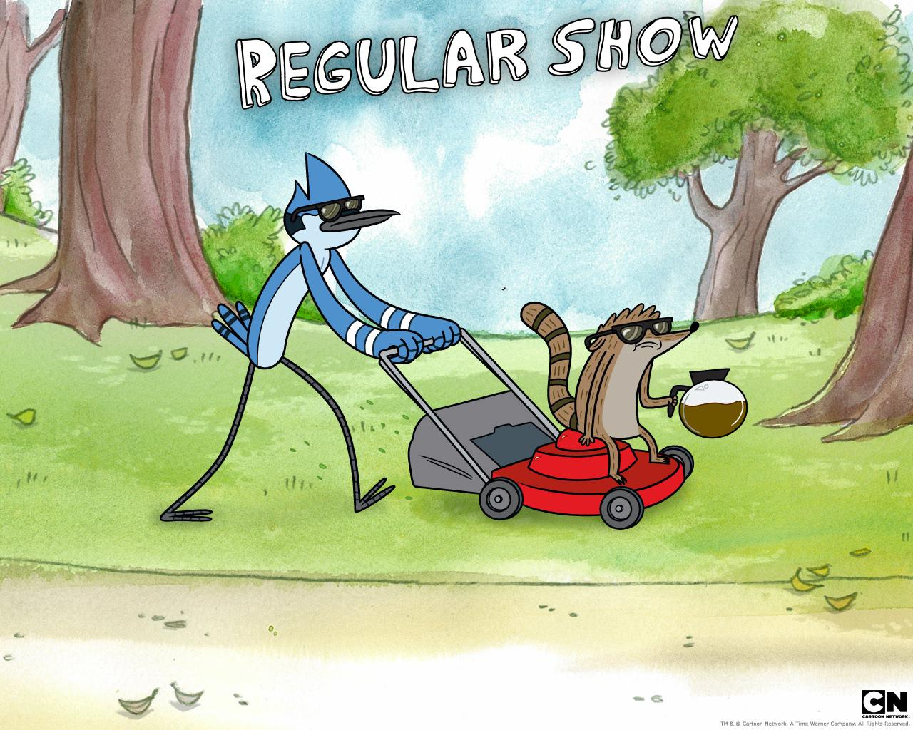 Regular Show (1)