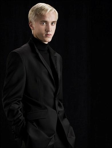 """Qui incarne le rôle de Drago Malefoy dans le film """"Harry Potter"""" ?"""
