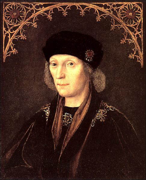 À quel âge Henri VII est-il décédé ?