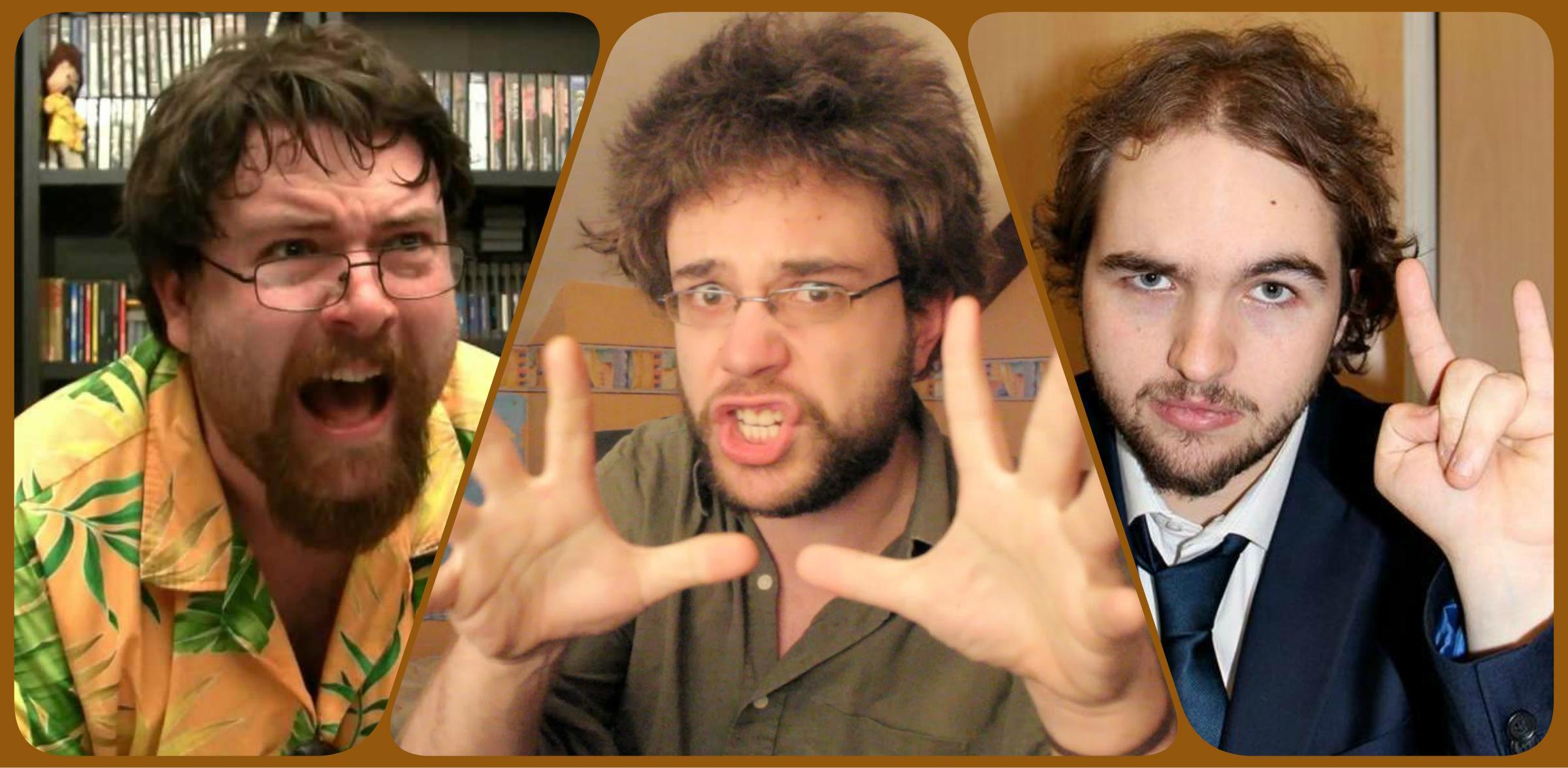 Youquiz #1 : Joueur du Grenier, Antoine Daniel et LinksTheSun