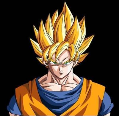 Pour quelle raison Son Goku devient-il comme cela la première fois ?