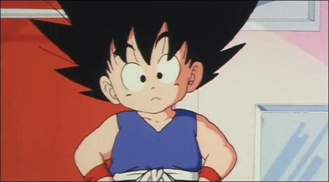 Lors de sa rencontre avec Bulma, quel âge prétend avoir Son Goku ?