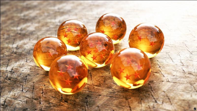 Selon la légende, combien y a-t il eu de Dragon Ball sur Terre la première fois ?
