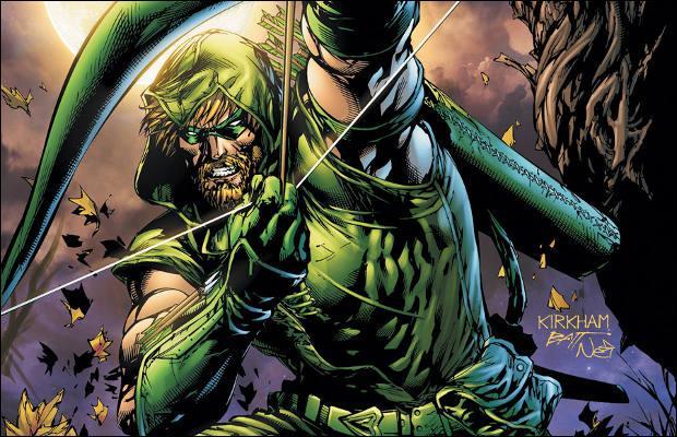 La réelle identité de Green Arrow est...