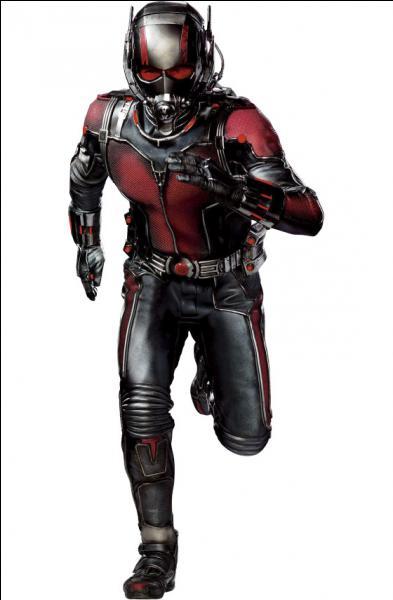 Comment se nomme en réalité Ant-Man ?