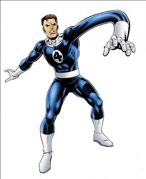 Sa vraie identité est Red Richards, son nom de super-héros est...