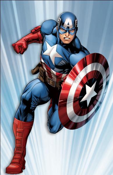 Donnez-moi l'identité de Captain America.
