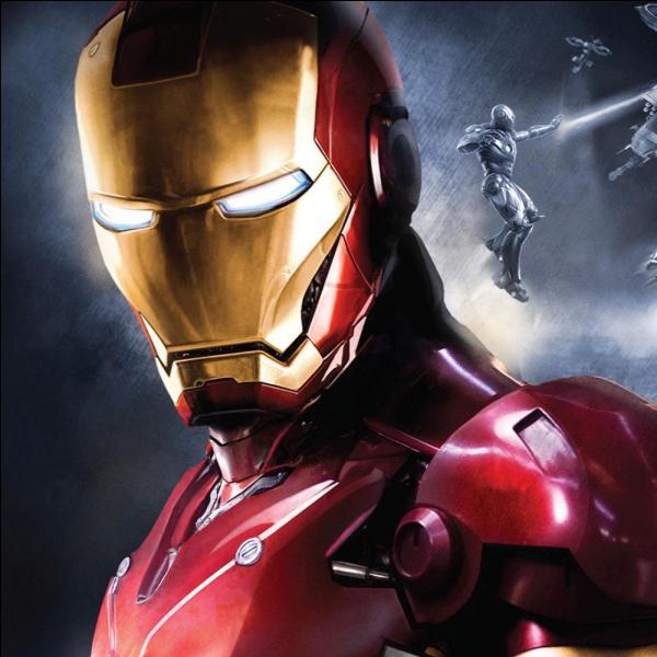 Et pour Iron Man, connaissez-vous sa véritables identité ?