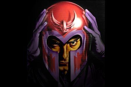 L'autre identité de Magneto est...