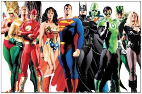 Identités de super-héros ou de mutants
