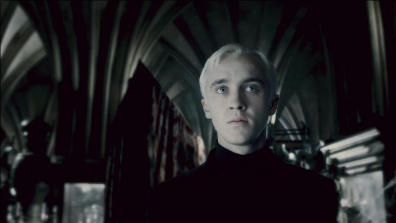 """Drago Malefoy : """"J'ai peut être jeté un sort à Katie Bell, peut-être pas, ça vous va ?""""Severus Rogue : """"J'ai juré de vous protéger. J'ai fait le Serment Inviolable ! """"Drago Malefoy : """"J'ai pas besoin qu'on me protège ! """"Severus Rogue : """"Vous avez peur Drago. Laissez-moi vous aider.""""Drago Malefoy : """"Non ! Ce sera ma gloire ! Il m'a choisi pour ça ! """""""