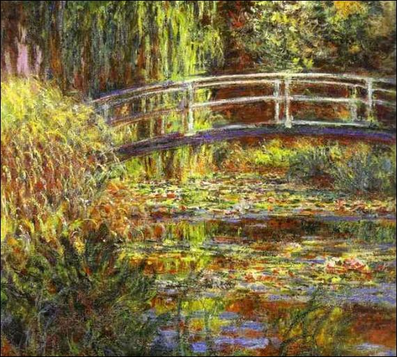 Qui a peint ce pont ?