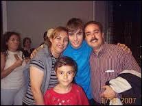 Jorge est-il proche de sa famille ?