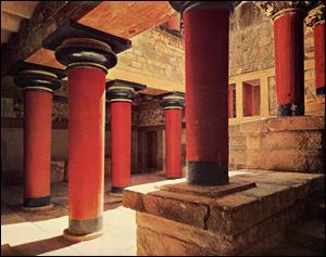 Quel site archéologique crétois témoigne de l'histoire minoenne ?
