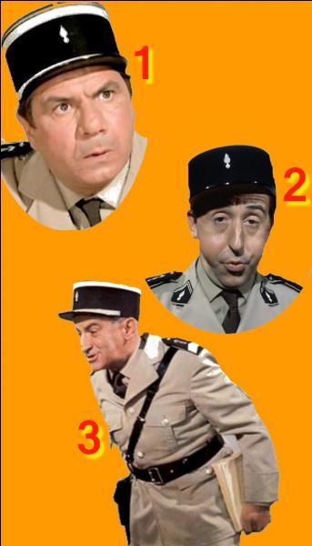 """Si je vous dis """"Ludovic Cruchot"""". Quel numéro allez-vous choisir ?"""