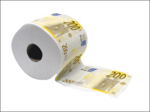 Les billets de banque sont fabriqués avec un papier spécial, appelé 'papier-monnaie', mais comment s'appelle le dessin qui apparaît quand on le regarde par transparence ?