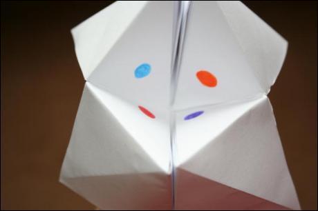 Comment s'appelle l'art japonais du pliage du papier ?