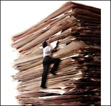 Comment appelle-t-on le mode de présentation de 500 feuilles de papier identiques ?