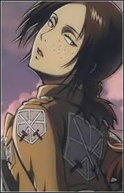 """Qui est-elle dans """"Shingeki no Kyojin"""" (Attaque des Titans) ?"""