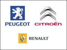 A quel constructeur automobiles français doit-on les modèles AX, SM, ZX, DS ou CX ?