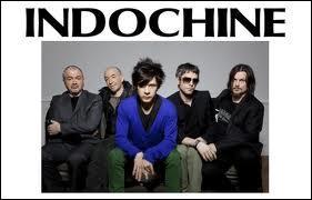 Laquelle de ces chansons ne fait pas partie du répertoire du groupe Indochine ?