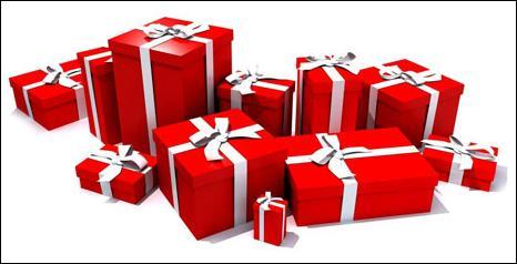 Que reçoit Harry pour Noël ?