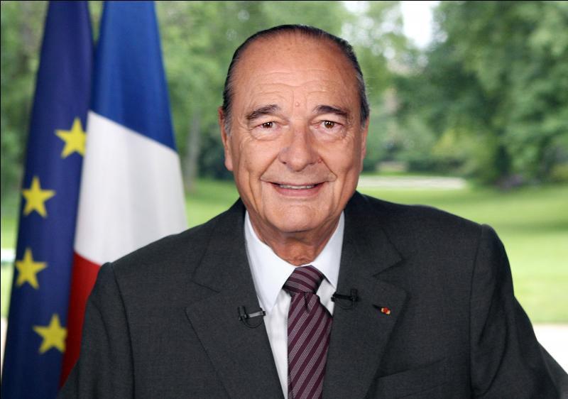 22 ème Président de la République Française.