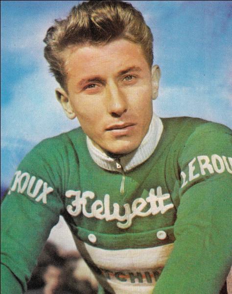 Grand coureur cycliste français qui a remporté cinq tours de France.