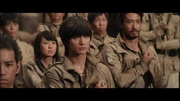 Le film live est déjà sorti (Au Japon).