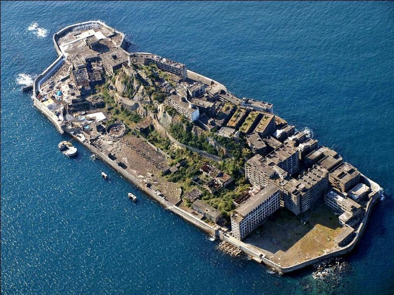 Quel est le nom de l'île où a été tourné le film live ?